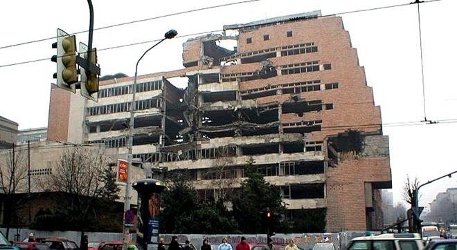 Serbien: Acht Hiroshima-Bomben von der NATOabgeworfen