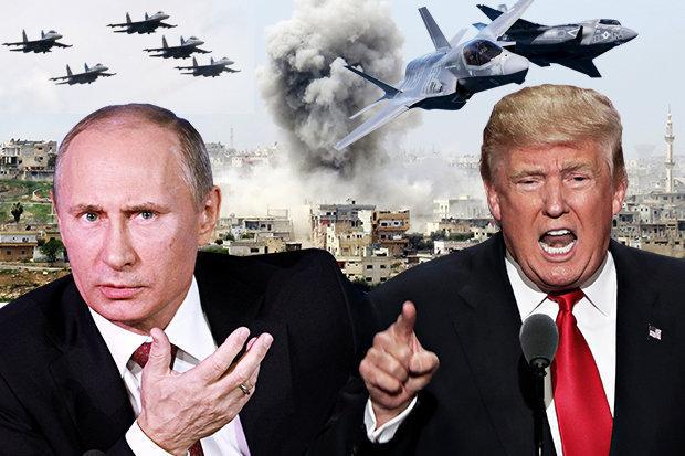 Baschar al-Assad , die Russen , die USA und die Propaganda-Medien….